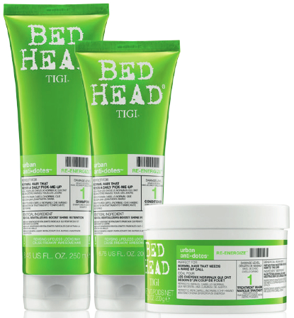 Bed Head Urban Antidotes 1